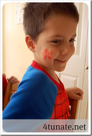 How to Make Homemade Face Paint