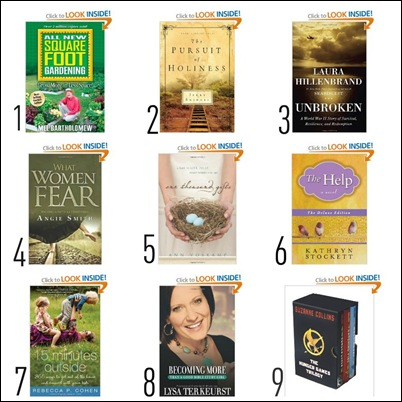 books I read in 2011 reviews