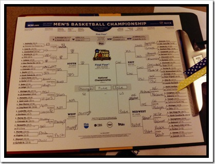 ncaa march madness bracket picks 2012 by kids