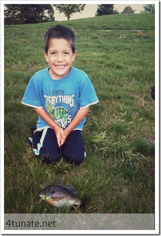 places to fish in indiana with kids