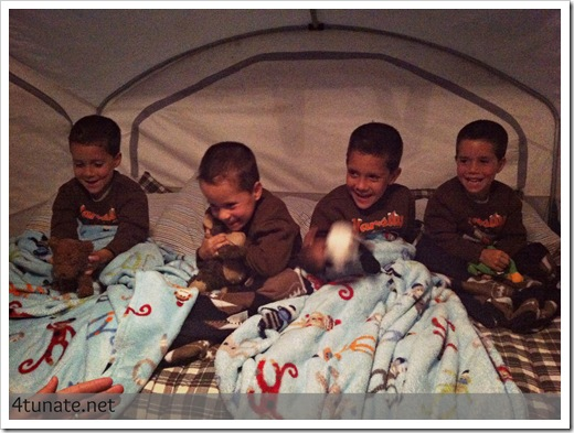 camping bedtime stories