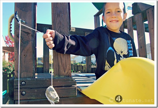 how to make a zipline outside for toys outdoor adventures for boys