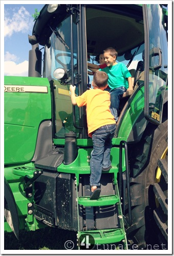 visiting a farm with kids outdoor adventures for boys
