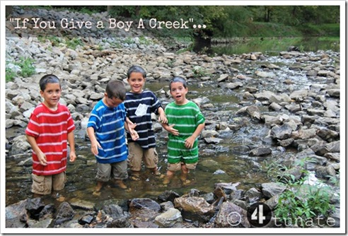 best of 2012 if you give a boy a creek