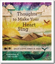 thoughts to make your heart sing - sally lloyd-jones