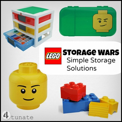 lego storage wars siimple storage solutions