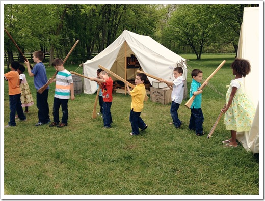 civil war days at conner prairie