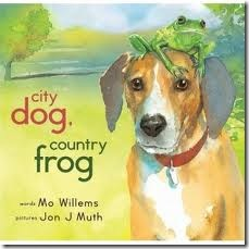 favorite library books - City Dog, Country Frog