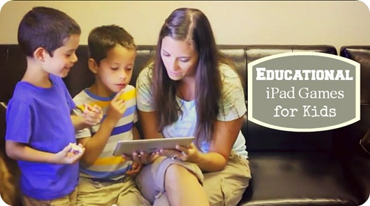 educational ipad games for kids evanced games
