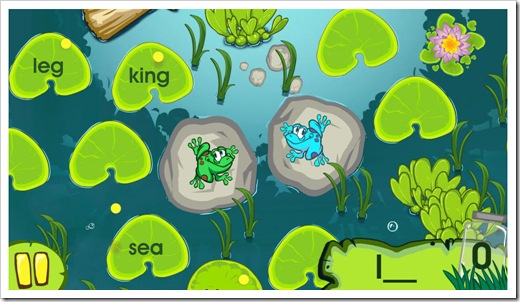 froggy phonics evanced games ipad educational games