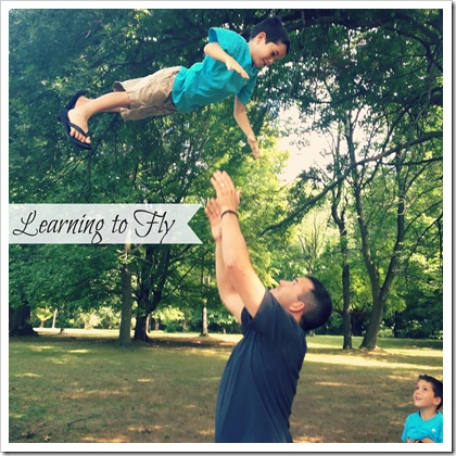 learning to fly lessons on motherhood