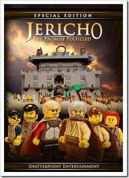 lego jericho movie bible