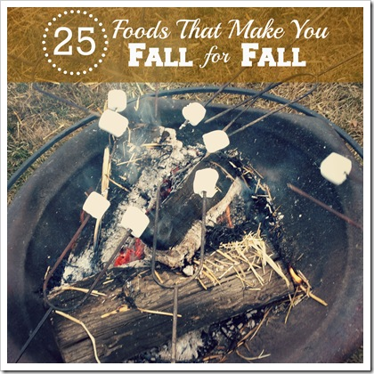 25 Foods That Make You Fall for Fall