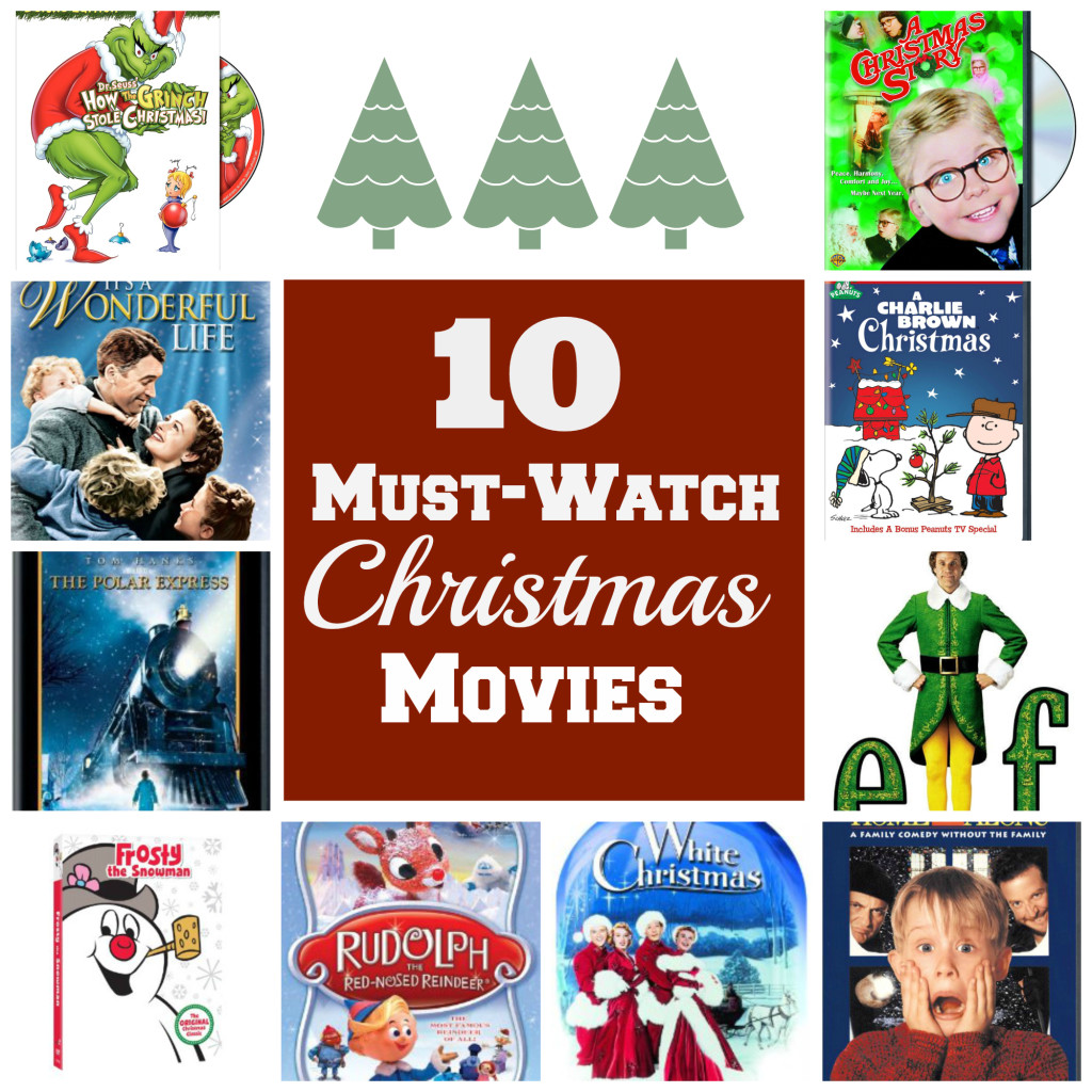 10 Must-Watch Christmas Movies to Enjoy with Your Kids