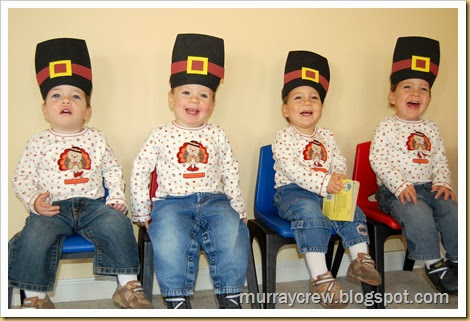 little-pilgrim-quadruplets