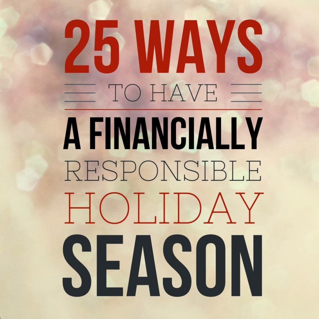 25-ways-to-have-a-financially-responsible-holiday-season