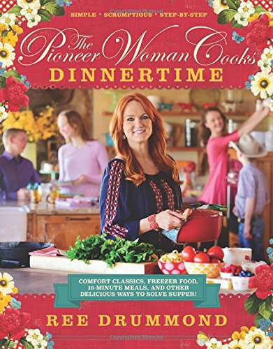 pioneer-woman-dinnertime-favorite-cookbook